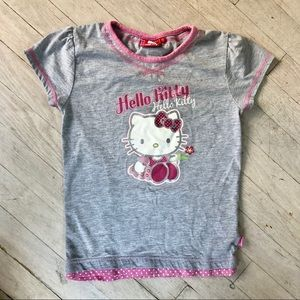 Very good condition cute Hello Kitty girls t-shirt